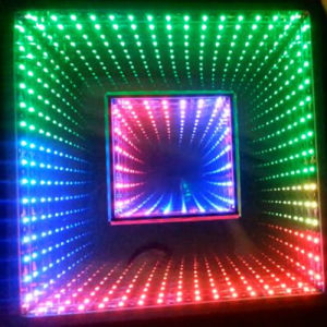 Wedding Decoration 3D RGB 3in1 Illusion Mirror Infinity LED Dance Floor pictures & photos