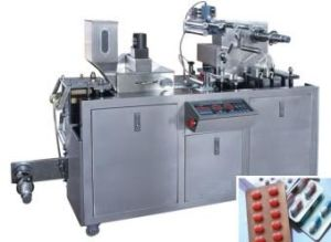 Flat Plate Auto Blister Packaging Machine (DPB-80) pictures & photos