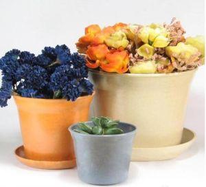 Degradable Vegetal Fibre Flower Pot
