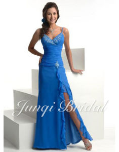 Blue Evening Dress/Prom Gowns(Pa1044)