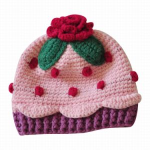 Children′s Knitted Hat (OKM07-019) pictures & photos