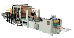 Multi-Wall Paper Bag Making Machine