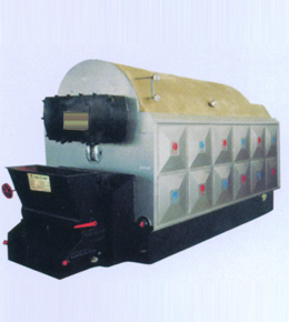 Soft Coal Steam Boiler (DZL)
