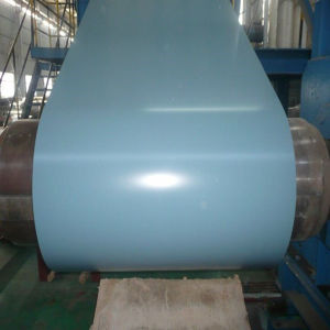 Color Coated Q235B Prepainted Galvanized Steel Coil for Building pictures & photos