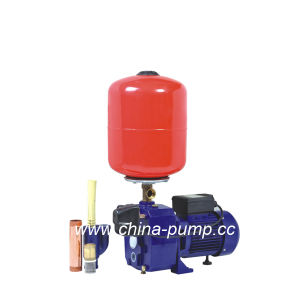 Autojetdp Series Deep Well Pump with Pressure Tank pictures & photos