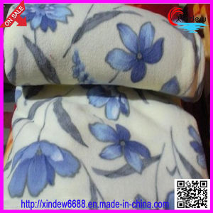 Printed Coral Fleece Blanket (xdb-018) pictures & photos