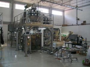 Automatic Fresh Vegetable Packing Machine System pictures & photos