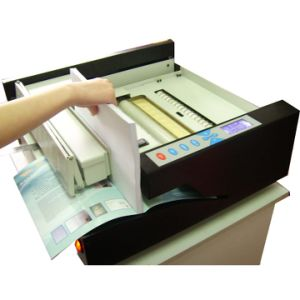 Automatic Perfect Glue Binder (J400) pictures & photos