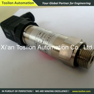 Low Cost 4-20mA Digital Ceramic Oil Pressure Sensor pictures & photos