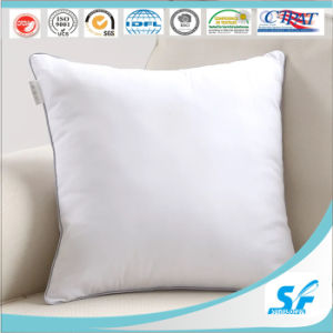 Canada Natrual Down and Feather Pillow Insert pictures & photos