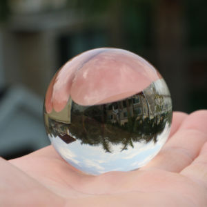 Cheap Crystal Balls Customized Crystal Glass Ball Decoration Ks120401 pictures & photos