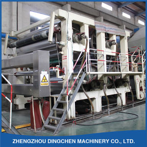 2400mm Paper Recycling Plant Fourdrinier Kraft Paper Making Machine pictures & photos