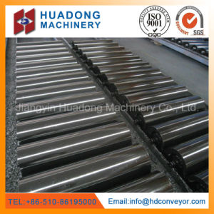 Steel Roller Idler for Bulk Material Belt Conveyor pictures & photos