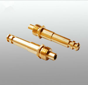Copper Turning Electronic Parts (ATC-430) pictures & photos