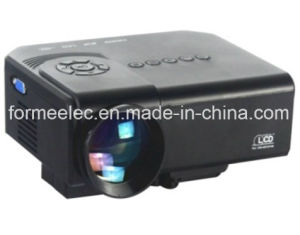 "Mini Digital Projector Vs313 Mini LED Projector 3.5"" LCD pictures & photos"