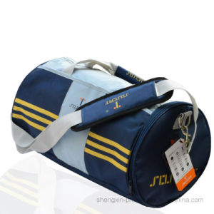 Hight Quality Sport Bag with Basket Ball Pocket pictures & photos