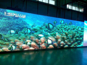 SMD 3in1 LED DOT Matrix Display for Outdoor (P10) pictures & photos