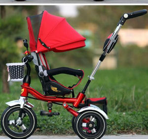 360 Degree Rotatable Seat Baby Tricycle/Trycycle pictures & photos