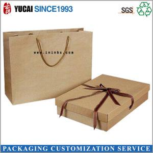 2016 Hot Sale Kraft Paper Bag Kraft Paper Box pictures & photos