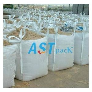 PP Woven Top Open Bulk Bag for Sand pictures & photos