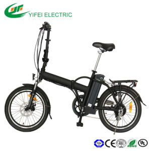 En15194 Certificate E-Bike Electric Bicycle Foldable Bike pictures & photos
