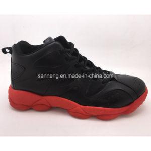 2016 Men Classic PVC Injection Shoes Snc-52003 pictures & photos