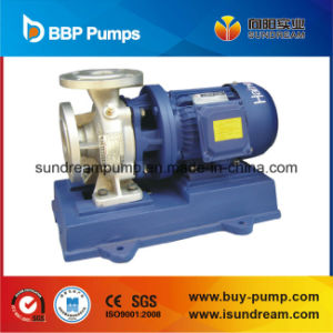 Isw Series Single Stage Horizontal Centrifugal Pump pictures & photos