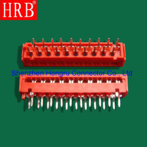 Micro-Match PCB Vertical Phosphor Bronze Terminal pictures & photos
