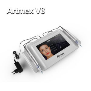 New Artmex V8 Portable Touch Screen Digital Permanent Make-up Machine pictures & photos