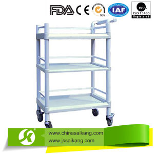 Hospital Nursing Care Drug Delivery Trolley pictures & photos