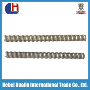 Galvanized Black Carbon Steel Threaded Bar Tie Bolt pictures & photos