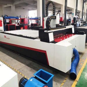 CNC Automatic Fabric CO2 Laser Cutting and Engraving Machine pictures & photos
