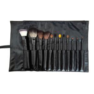 Top Quality OEM Design 12PCS Makeup Brushes with Natural Hair pictures & photos