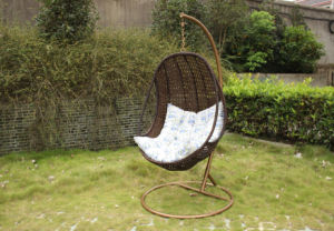Rattan Hanging Egg Chair Wicker Hanging Swing Chair