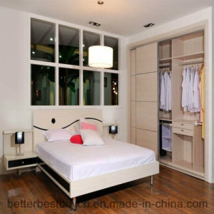 Best Price Modern Style Bedroom Closet Wardrobe pictures & photos
