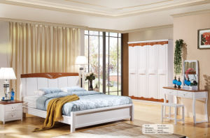Modern Wooden Bedroom Furniture pictures & photos