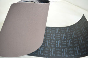 Waterproof Cloth Calcined Aluminum Oxide Abrasive Cloth 871K pictures & photos