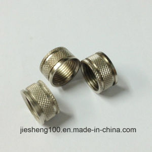 Non-Standard Copper Insert Plastic Nut