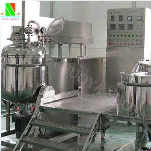 Cosmetic Vacuum Emulsifying Machine pictures & photos