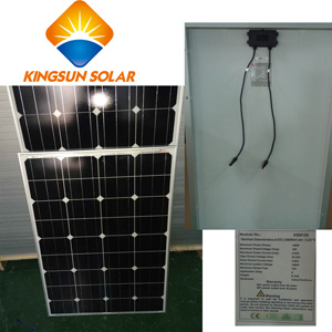 High Efficiency Mono Solar Module (KSM100) pictures & photos