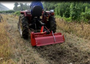 3 Point Small Tractor Use Tractor Pto Rotary Tiller pictures & photos