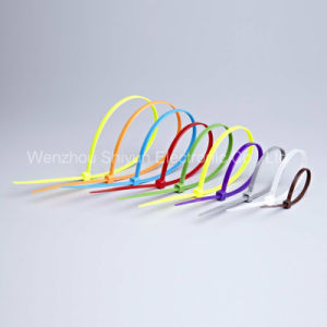 Heavy Duty Nylon Cable Ties 120lbs pictures & photos
