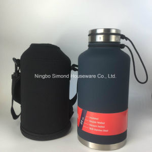 64oz Big Vacuum Bottle for Water and Wine pictures & photos
