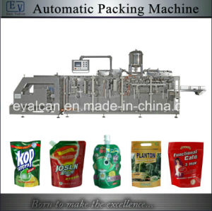 Automatic Horizontal Form Fill Seal Liquid Packing Machine pictures & photos