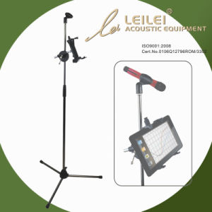 Floor Stand for Microphone and iPad Stand Ipd-01 pictures & photos