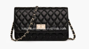 Stylish Locked Qualited Women′s Ladies Designer Cross Body Bags pictures & photos
