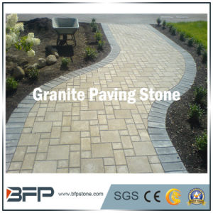 Natural Stone Granite Paving Stone for Landscape, Garden, Driveway Paver pictures & photos