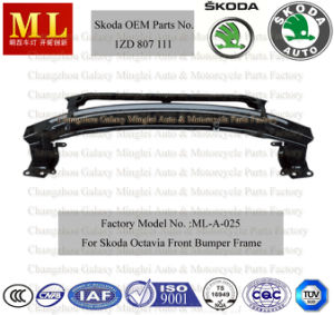 Front Bumper Frame for Skoda Octavia Car From 2004 (1ZD 807 111) pictures & photos