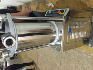 Stainless Steel Electric Rapid Sausage Stuffer for Making Sausage (GRT-SF260) pictures & photos