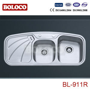 Stainless Steel Kitchen Sinks (BL-911) pictures & photos